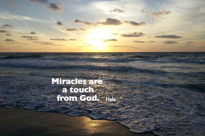 Miracles AreAtouchT