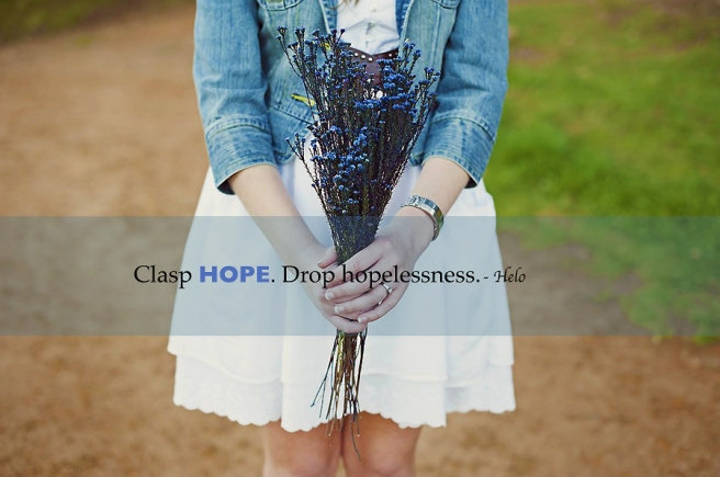 Clasp hope